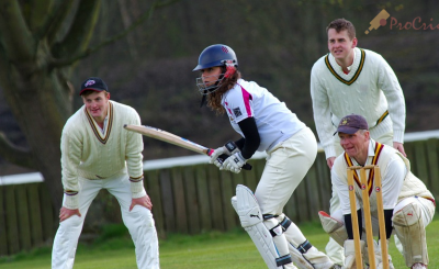 3 Justifications on Joining a Cricket Club for Sports Betting a girl playing crickets preparing fot the ball to be hit FeaturedImage 400x245 - 3 Justifications on Joining a Cricket Club for Sports Betting