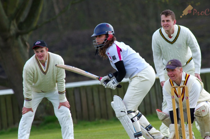 3 Justifications on Joining a Cricket Club for Sports Betting a girl playing crickets preparing fot the ball to be hit FeaturedImage 687x455 - 3 Justifications on Joining a Cricket Club for Sports Betting
