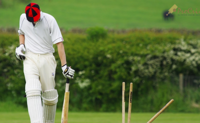 7 Personality Traits the Best Cricket Players Should Possess Man looking down after the game of tournament in cricket Featured Image 400x245 - 7 Personality Traits the Best Cricket Players Should Possess