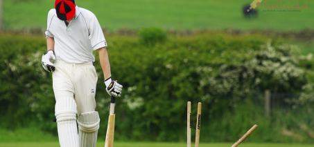 7 Personality Traits the Best Cricket Players Should Possess Man looking down after the game of tournament in cricket Featured Image 453x213 - 7 Personality Traits the Best Cricket Players Should Possess