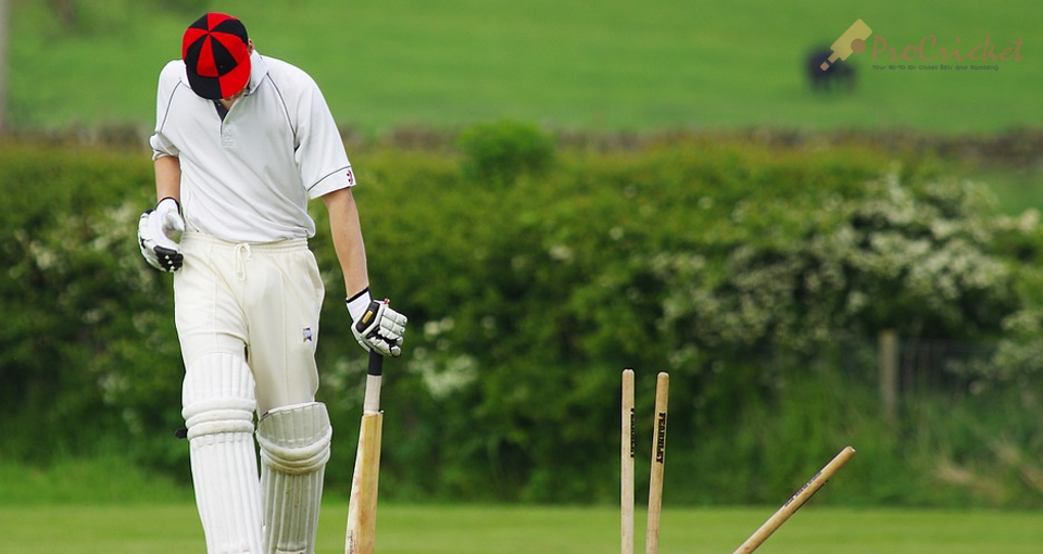 7 Personality Traits the Best Cricket Players Should Possess Man looking down after the game of tournament in cricket Featured Image - 7 Personality Traits the Best Cricket Players Should Possess